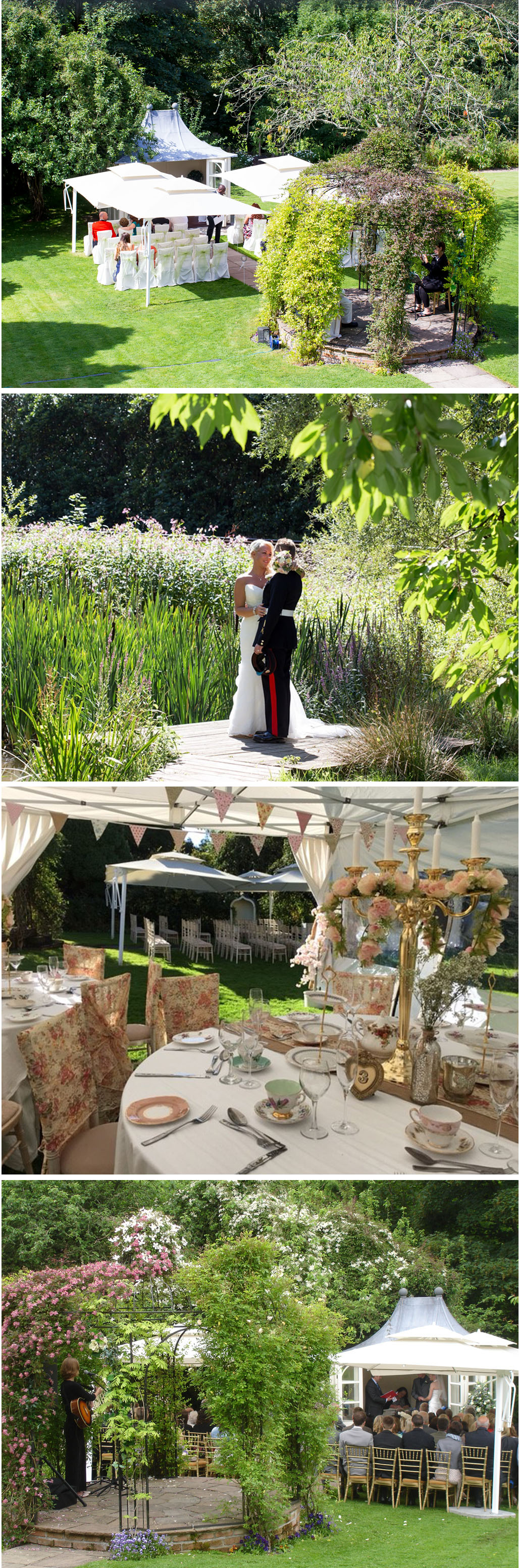 Outside weddings fox and hounds hotel north devon weddings contact our team now to arrange a time to visit the fox and hounds junglespirit Image collections